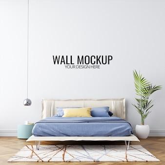 Innenschlafzimmer-wandmodell