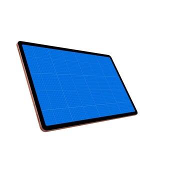 Isolierte tablette