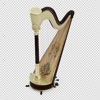 Isometrische harfe