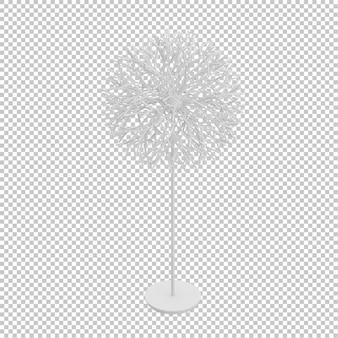 Isometrische lampe