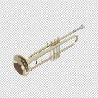 Isometrische trompete