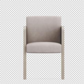 Isometrischer stuhl