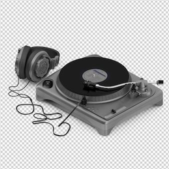 Isometrisches dj-tool
