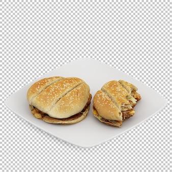 Isometrisches fastfood