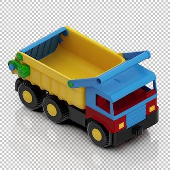 Isometrisches kinderspielzeug
