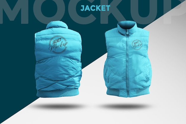 Jackenmodell-design