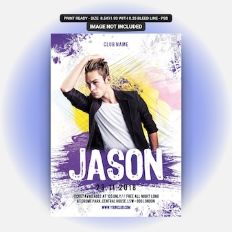 Jason party nacht