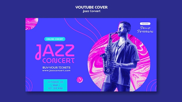 Jazzkonzert youtube cover