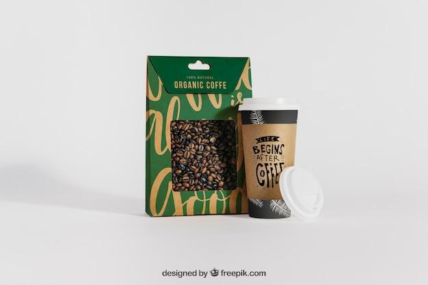 Kaffee-modell