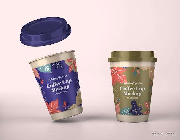 Kaffeetasse modell wegnehmen