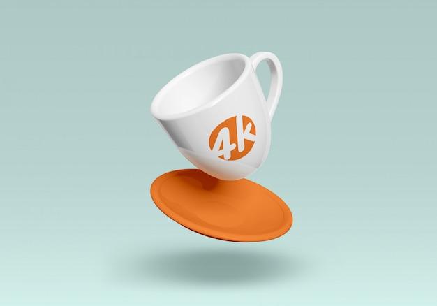Kaffeetasse-modell