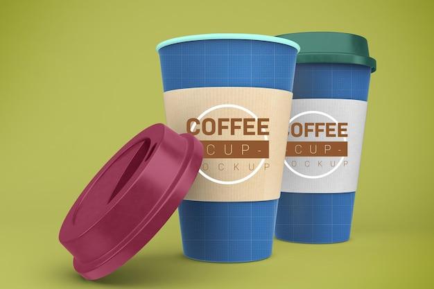 Kaffeetassen modell