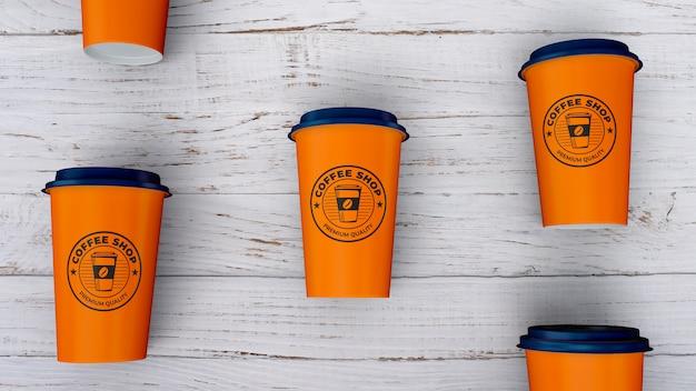 Kaffeetassen-modell