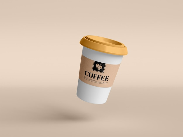 Kaffeetassenmodell zum mitnehmen