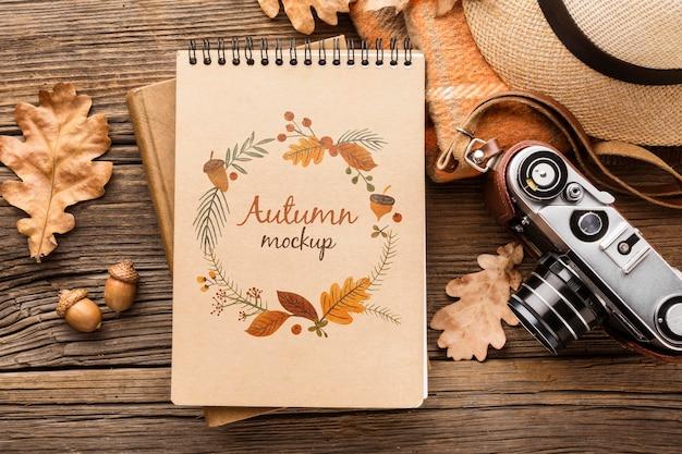 Kamera und notebook