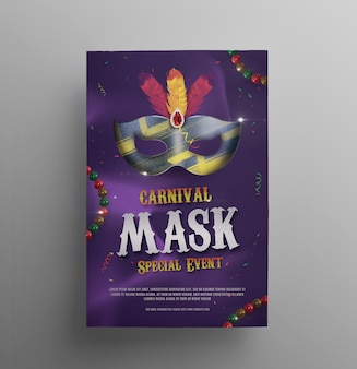 Karneval-karnevals-flieger