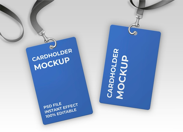 Karteninhaber modell