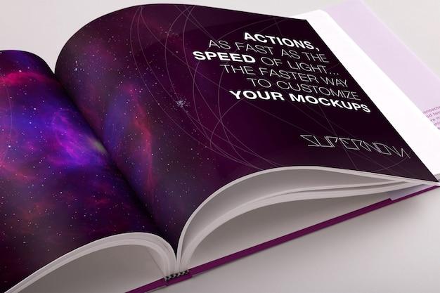 Katalog mock-up-design
