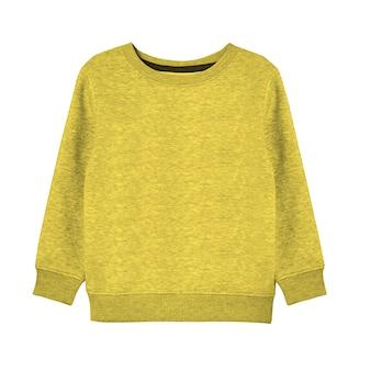 Kinder mockup sweater