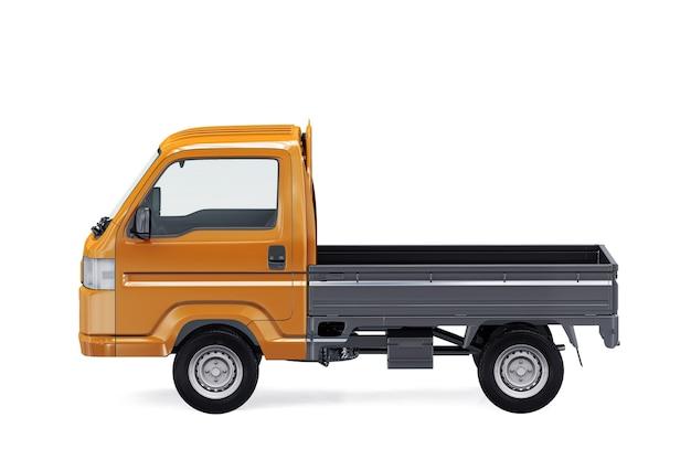 Kleiner pickup 2012