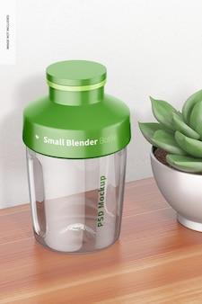 Kleines mixer-flaschenmodell