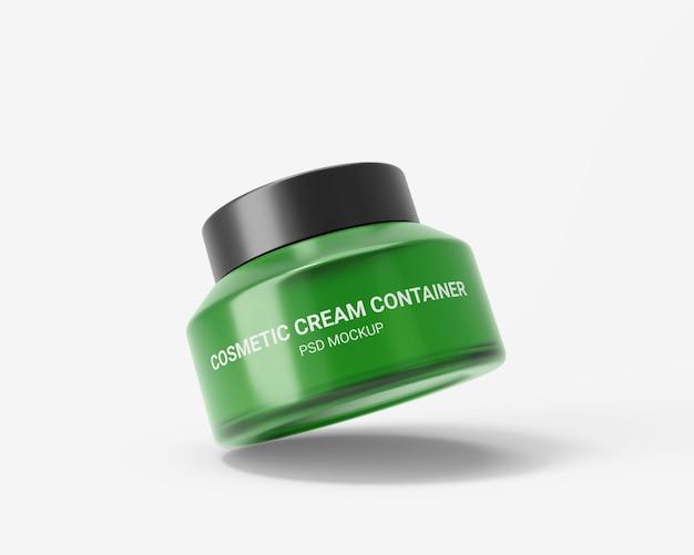 Kosmetikcremebehältermodell
