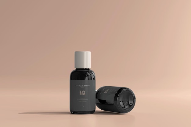 Kosmetikflaschenmodell