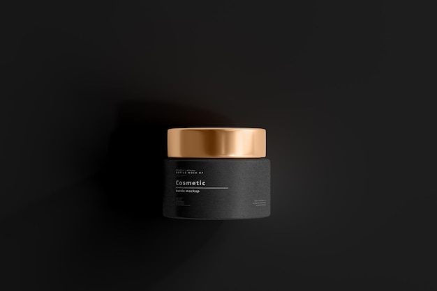 Kosmetikglas-modell