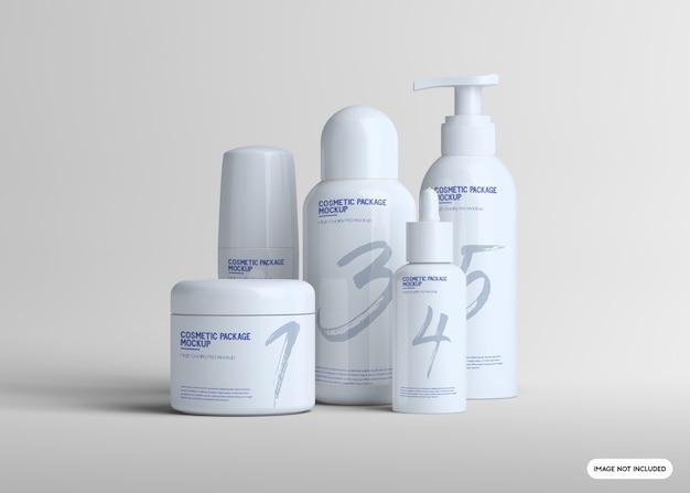 Kosmetikpaket modell