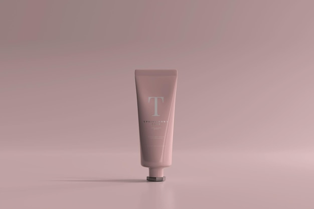 Kosmetikschlauch-modell Premium PSD
