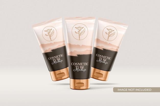 Kosmetikschlauch-verpackungsmodell