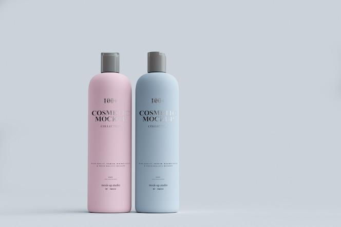 Kosmetische flaschenmodelle