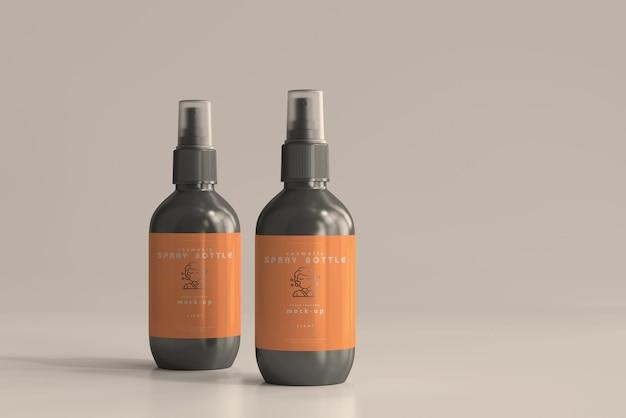 Kosmetische sprühflasche modell