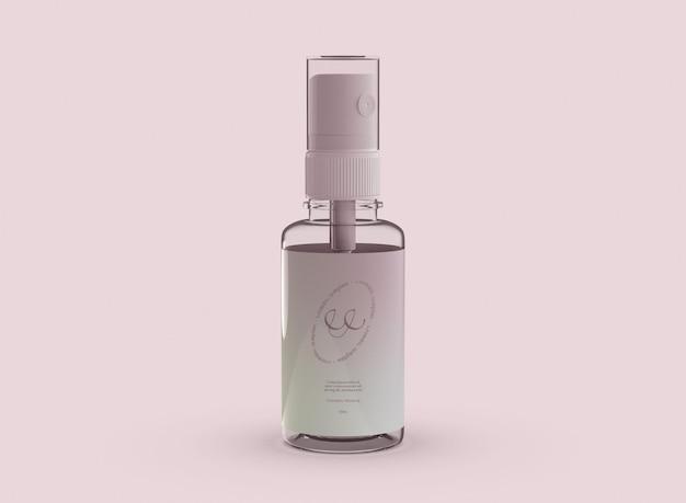 Kosmetisches sprühflaschenmodell
