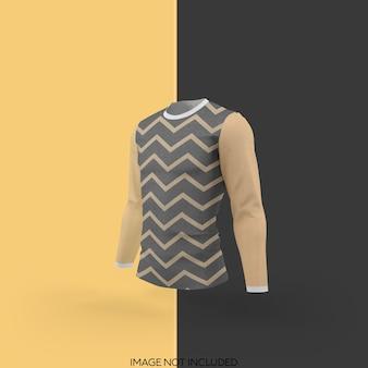 Langarm mann t-shirt