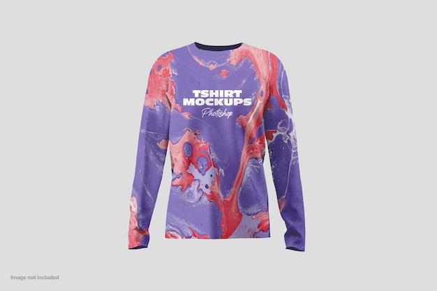 Langarm t-shirt modelle Premium PSD