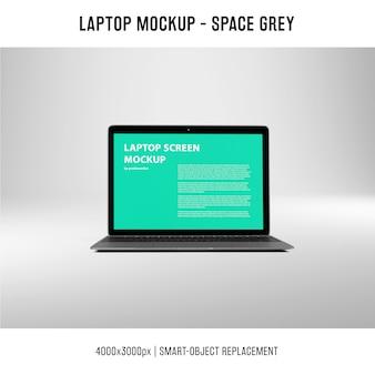 Laptop-bildschirm-modell