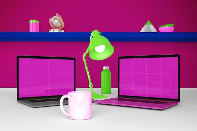 Laptop-desktop