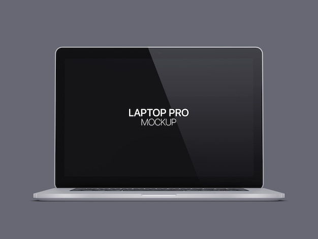 Laptop-modell laptop