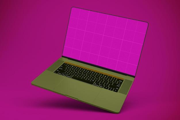 Laptop-vollbild