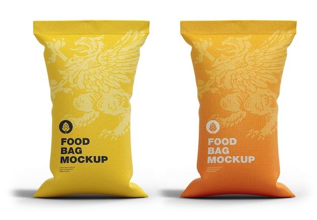 Lebensmittelbeutel-modell
