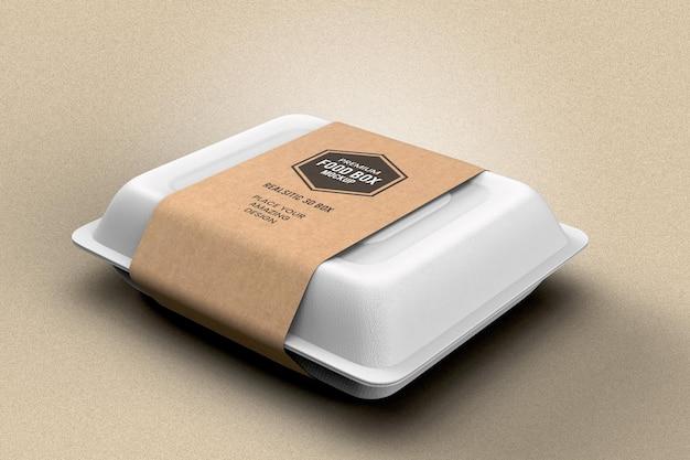 Lebensmittelbox-verpackungsmodell