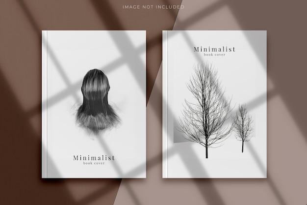 Leeres cover des magazin-mockups