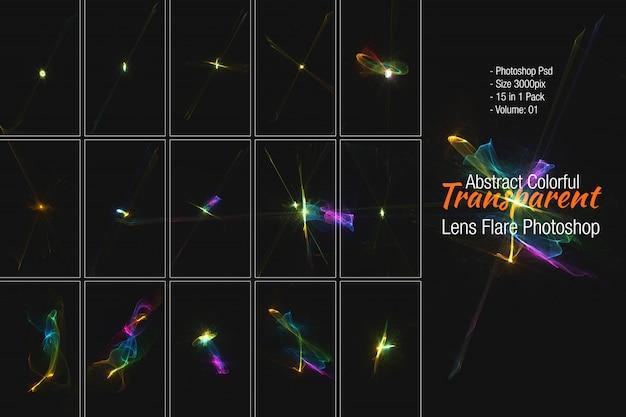 Lens flares & stars-kollatierung