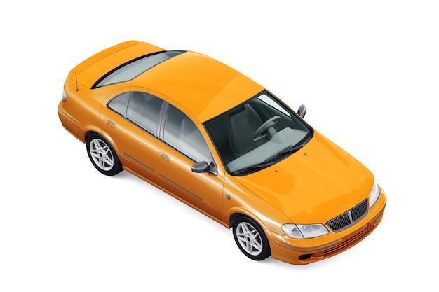 Limousine auto 2000 modell