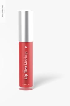 Lip tint tube modell,