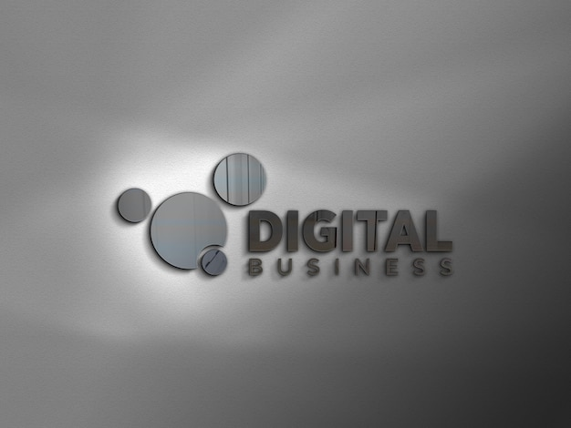 Logo modell 3d