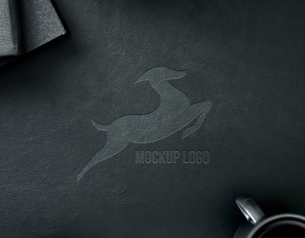 Logo-modell - geprägter stil