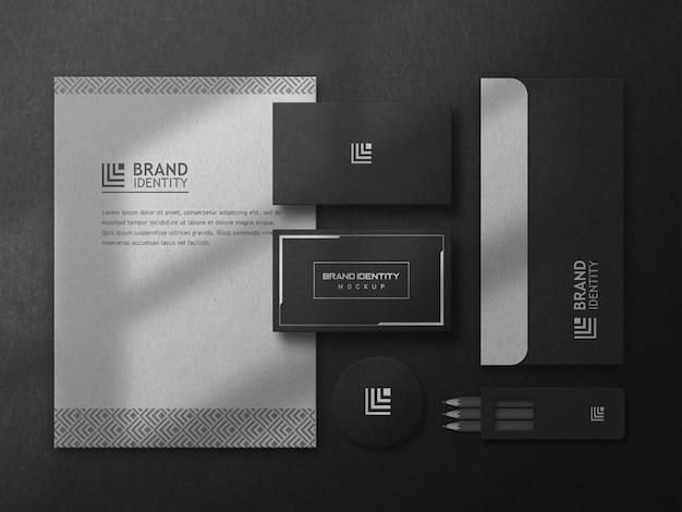 Luxus-briefpapier-modellset