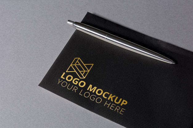Luxus-logo-modell